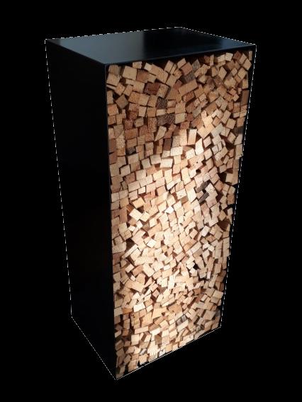 stojan nika na dřevo Krby Kašpar